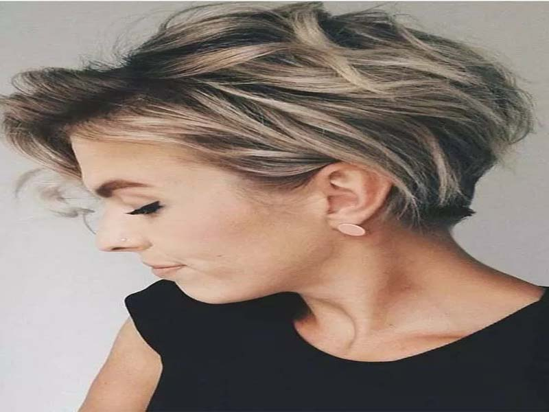 Follow The List Of Short Hairstyles For Women 4