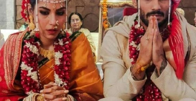 prateek babbar married Sanya Sagar