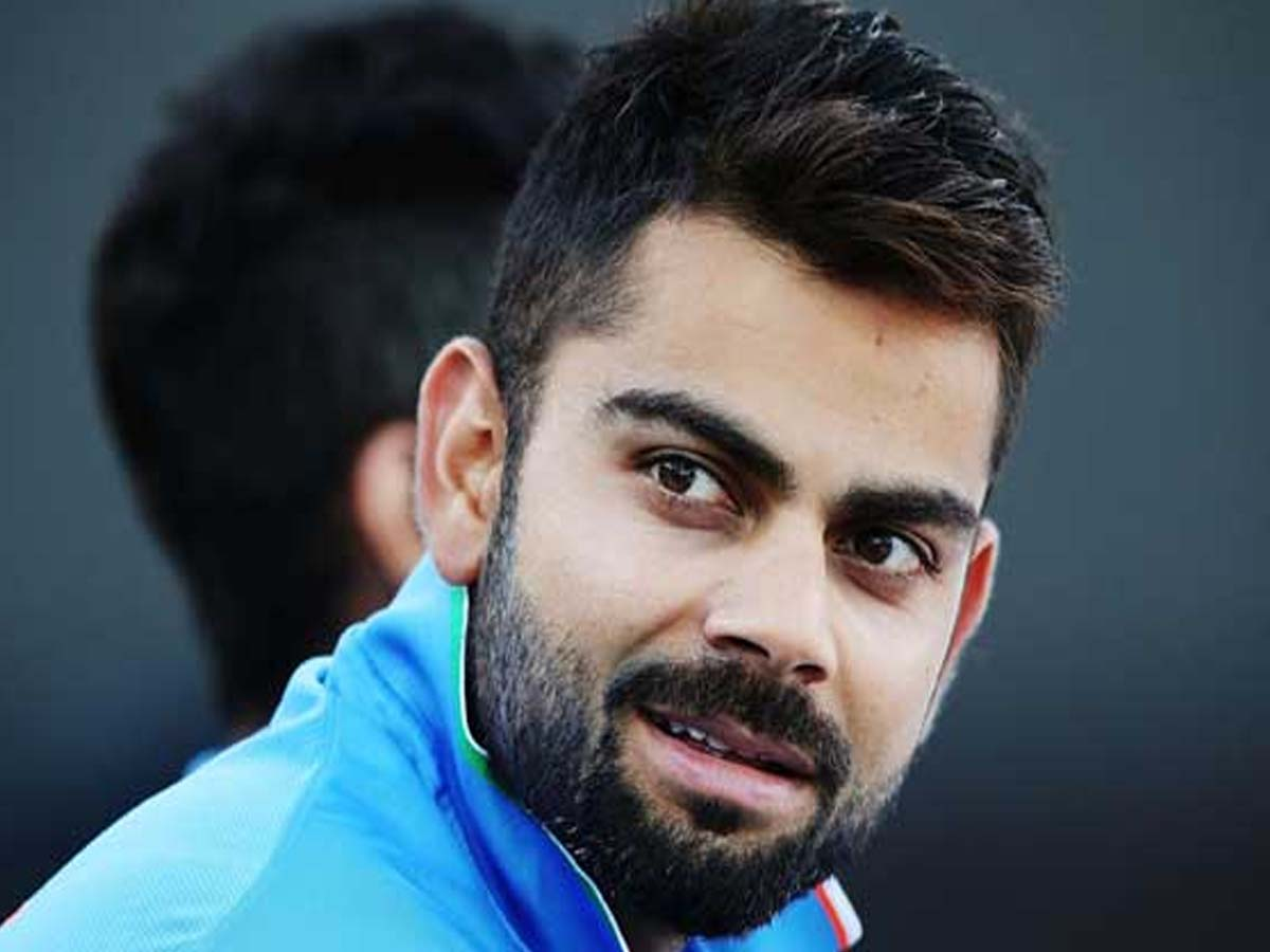 Indian cricketers hairstyles