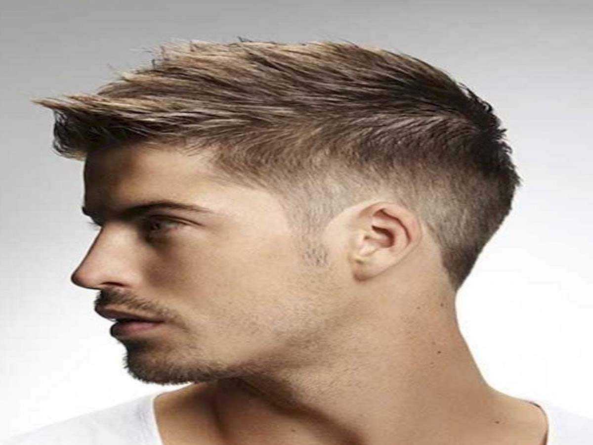 Best Men S Hairstyles For 2019: Top 20 Different Type Of Hairstyles For Men 2019