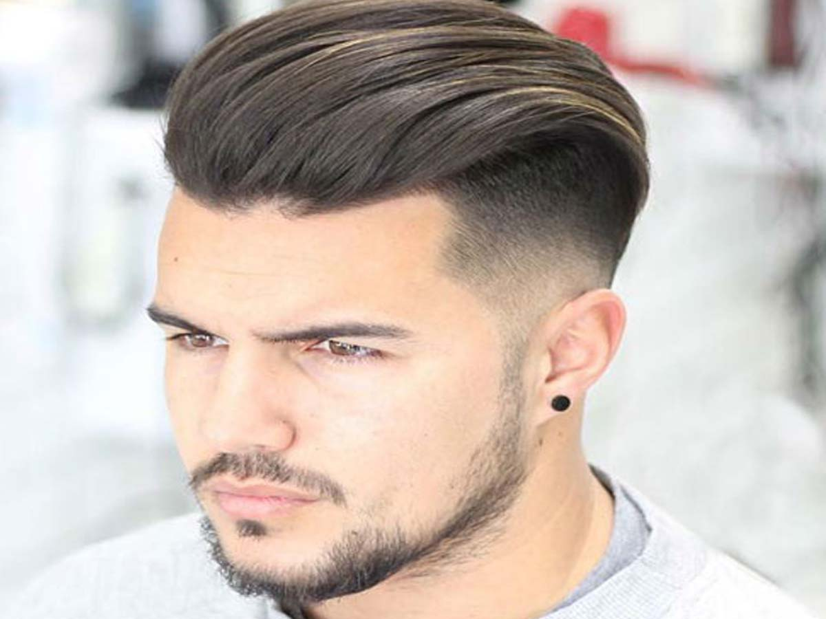 modern hairstyles for men