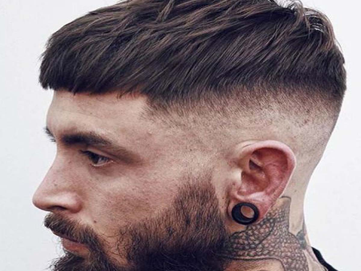 Modern Hairstyle for Men 2019