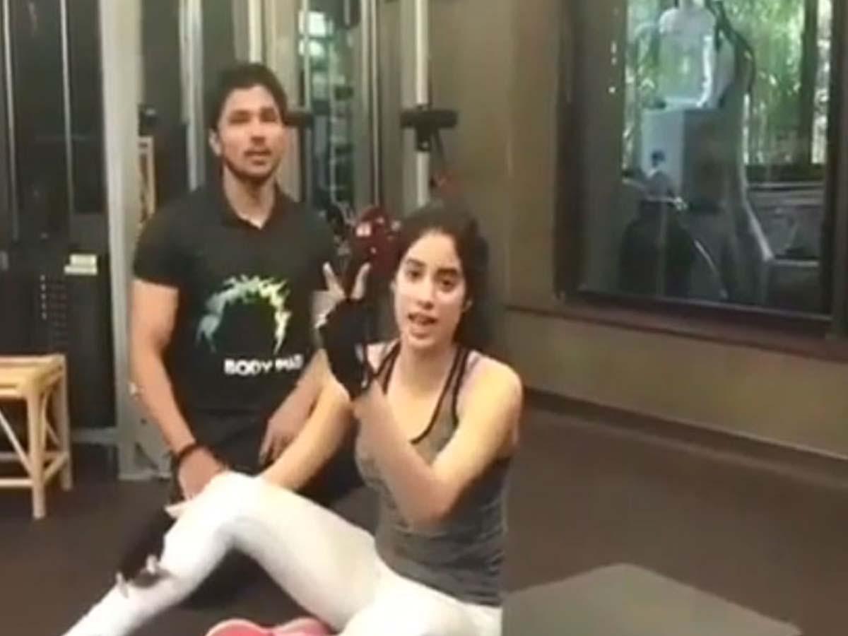 Jhanvi Kapoor Weight Loss Secrets