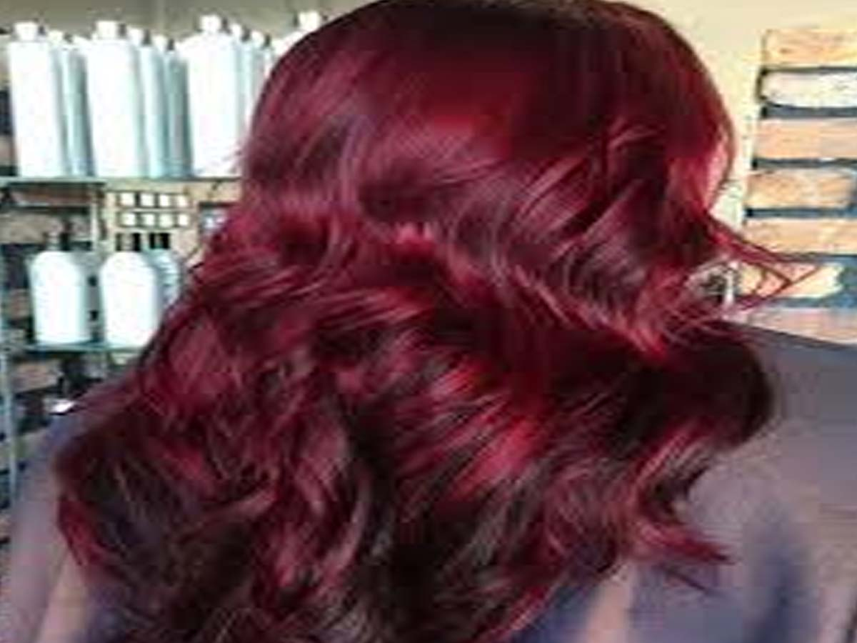 Red Hair Color Styles