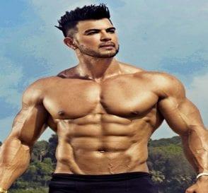 Sahil Khan Bodybuilding Diet