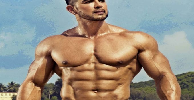 Sahil Khan Bodybuilding Diet