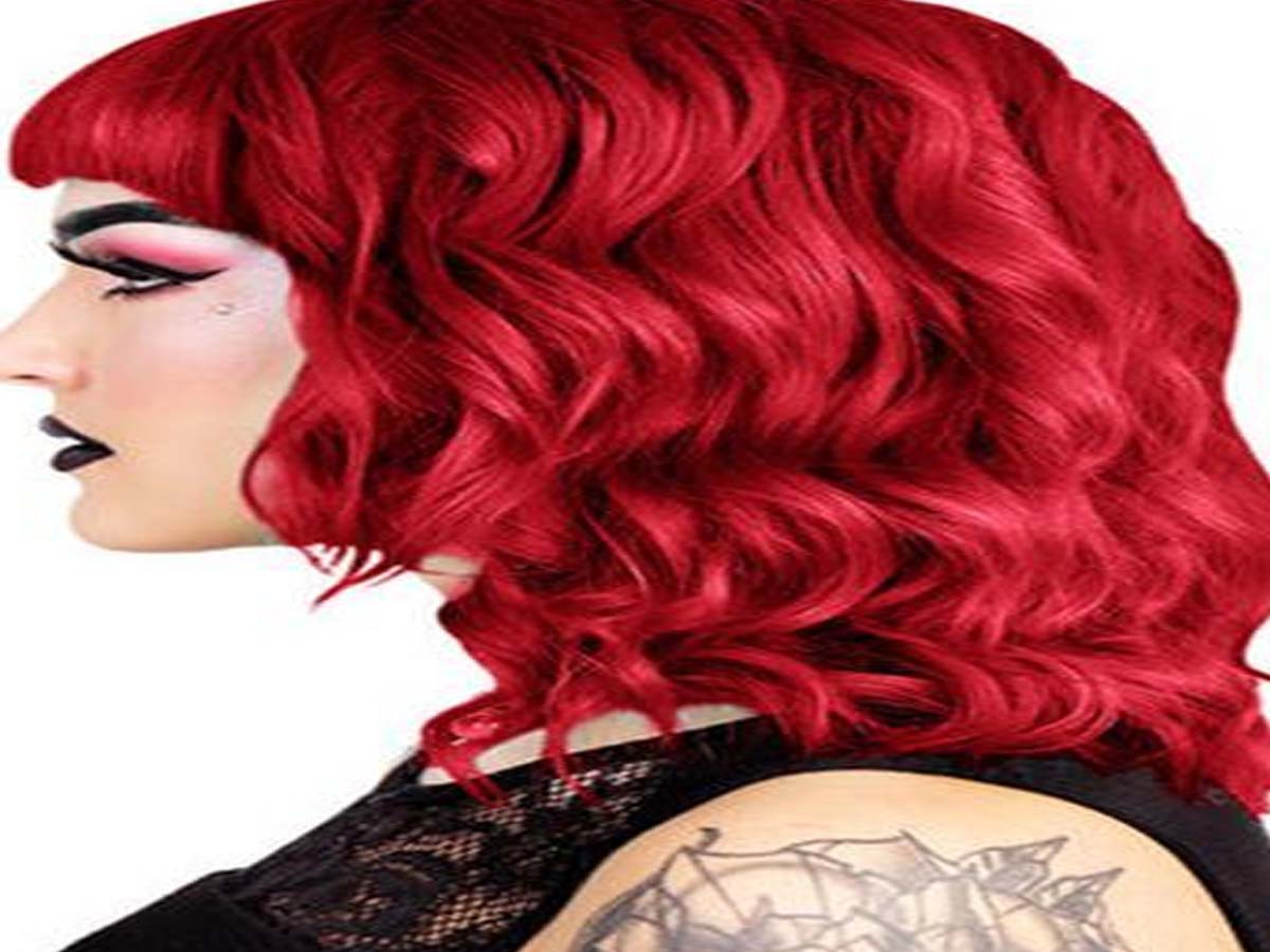 Top 30 Red Hair Color Styles, You Can Follow 2019