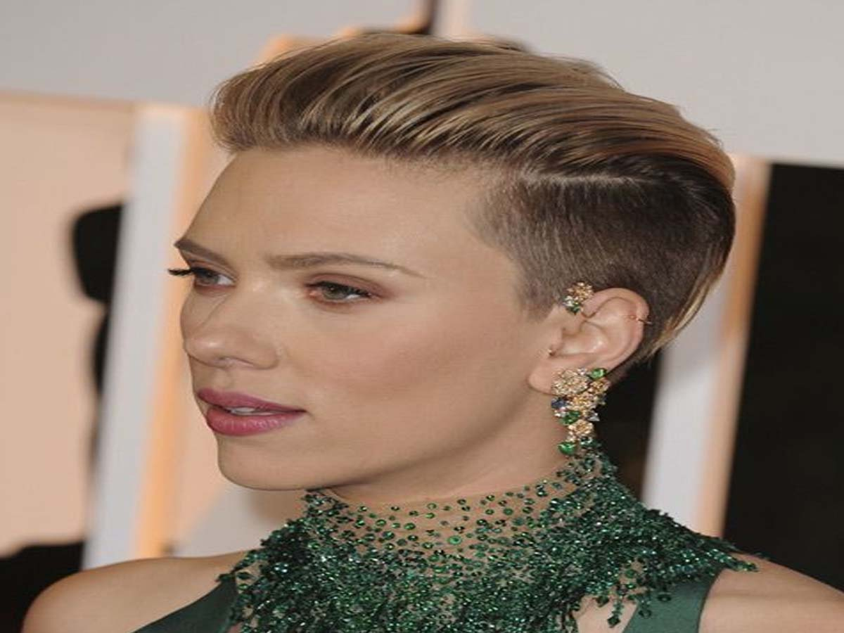 Celebrity Hairstyle - 20 Hollywood Actresses with Short Hair Cuts 4