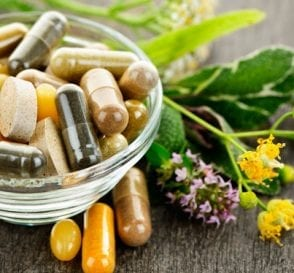 Vitamin Supplement Natural Alternatives