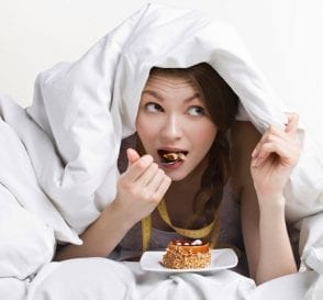 avoid eating late into the nights