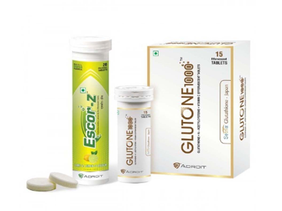 Get Rid of Imperfections- Enhanced Beauty with Glutone 1000 and Escor Z as Skin Supplements 1