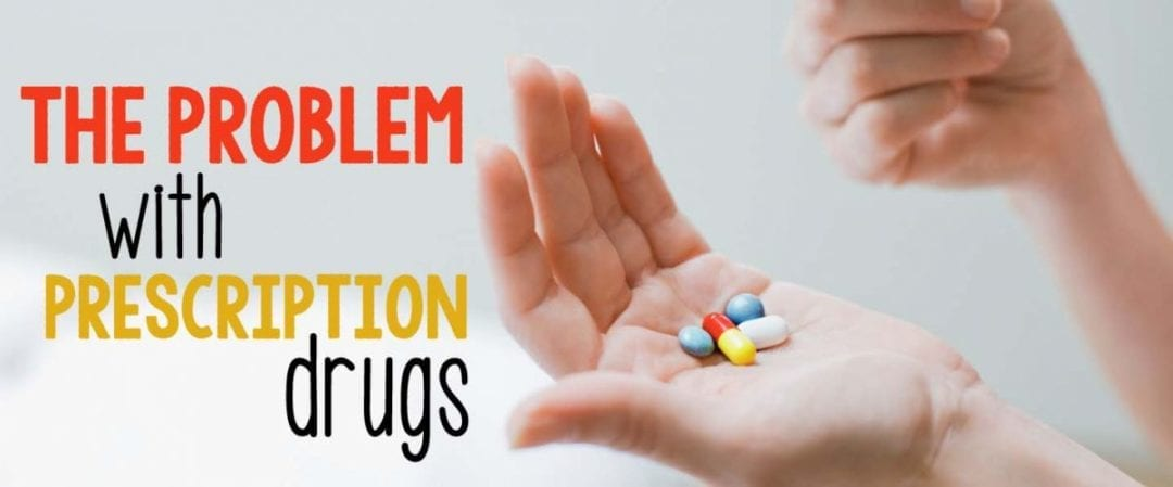 problem with prescription drugs