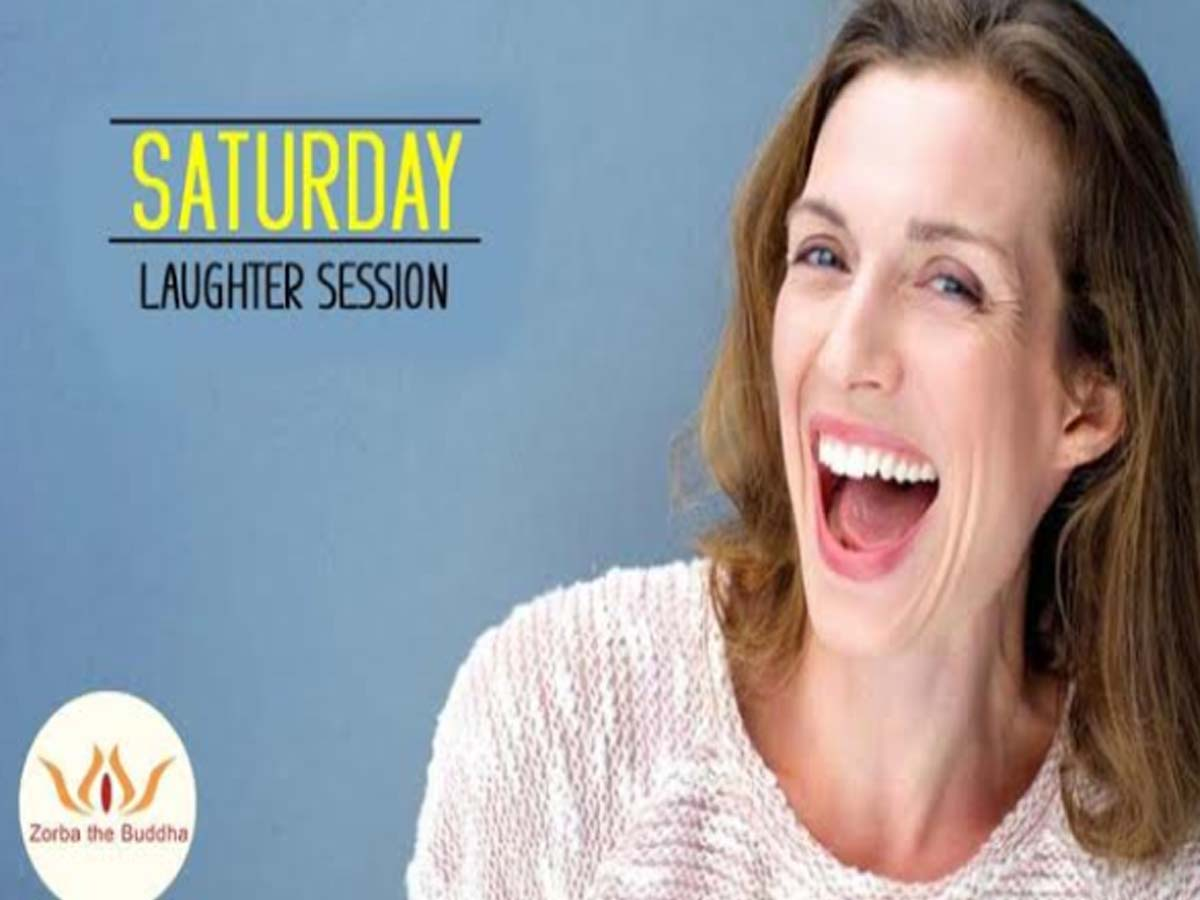 Saturday Laughter Session - Health & Fitness Events Happening in Delhi