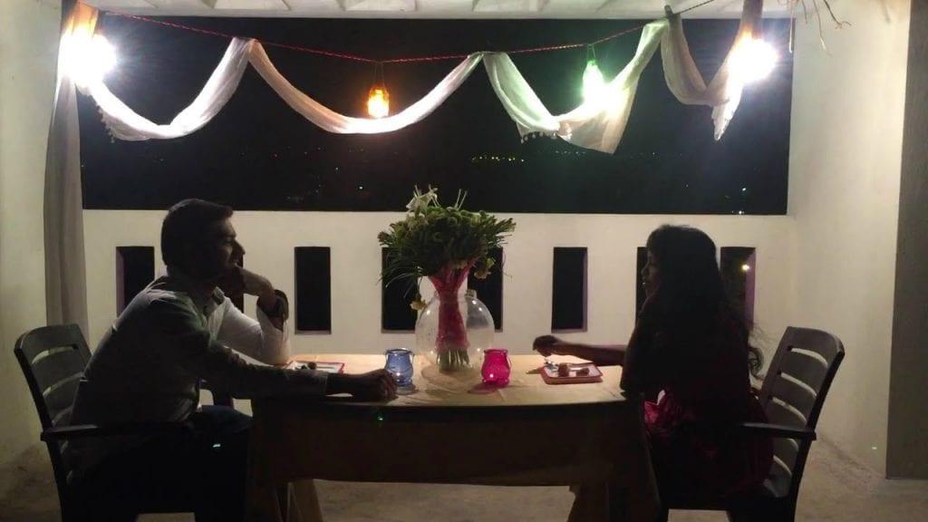 Valentine Dinner Proposal