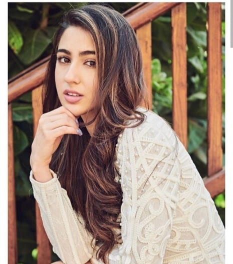Sara Ali Khan - Celebrity Hairstyle