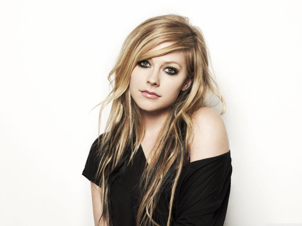 Avril Lagne Most Beautiful Women in the World