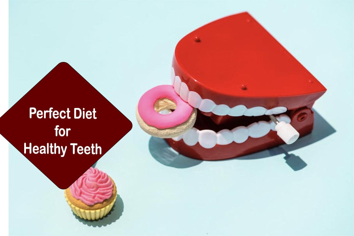 diet healthy teeth