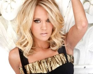 Carrie Underwood - Celebrity Hairstyle