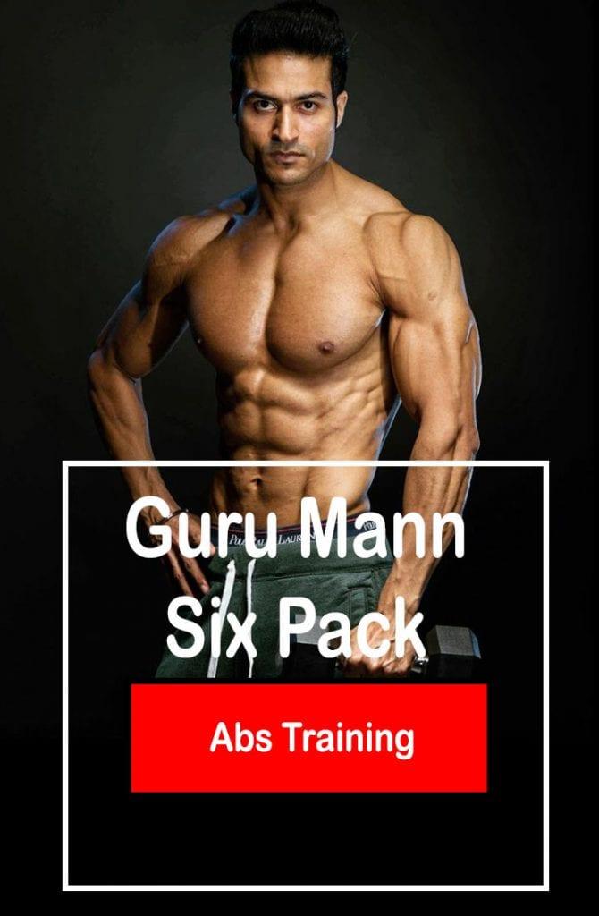 guru mann six pack abs