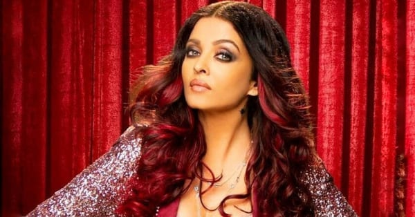 Aishwarya rai - Celebrity Hairstyle