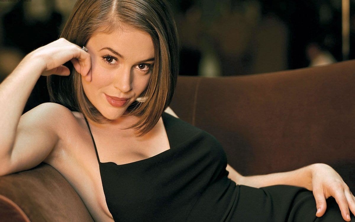 Alyssa Milano - Most Beautiful Women in the World