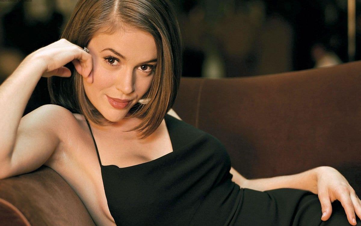 Alyssa Milano - Most Beautiful Women in the World