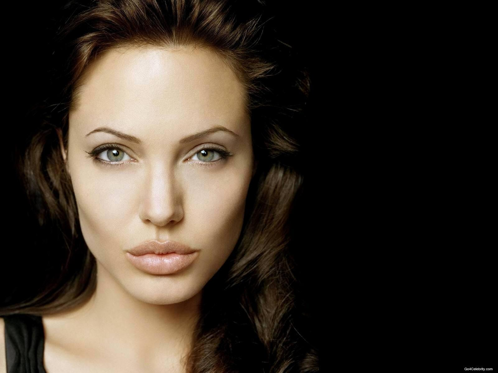 Angelina Jolie - Most Beautiful Women in the World