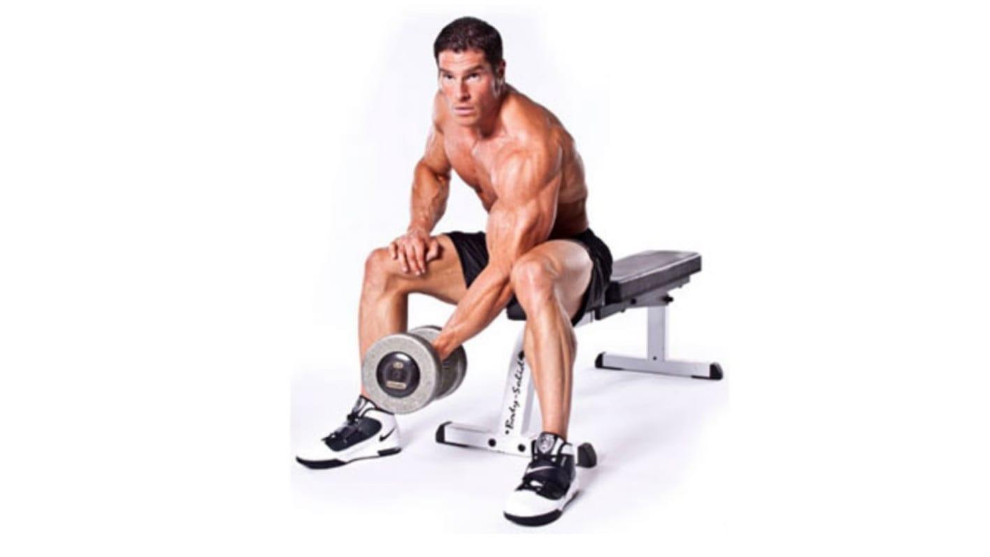 Build Biceps Fast