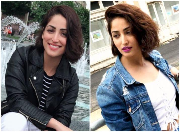 Yami Gautam - Celebrity Hairstyle