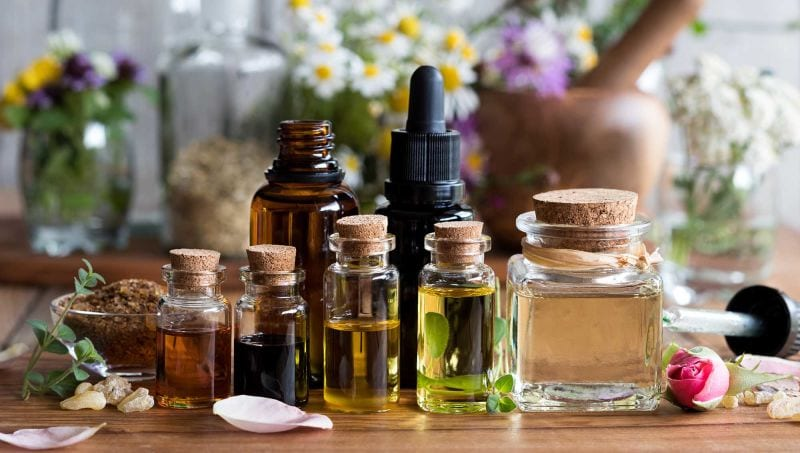 natural oils for skin
