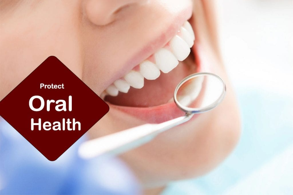 protect oral health