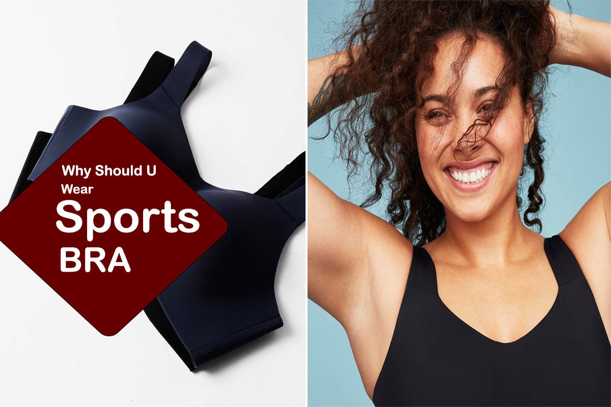 sports bra benefits