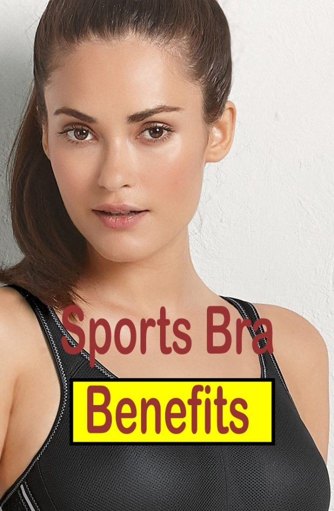 sports bra benefits