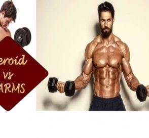 steroids vs sarms