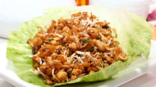 Dinner for Bodybuilding | Thai Soyabean Cabbage Cumps