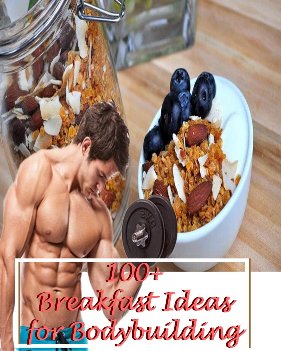 breakfast ideas muscle gain