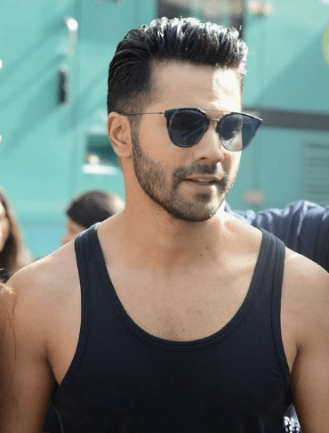 Tapper Cut - Varun Dhawan Hairstyles