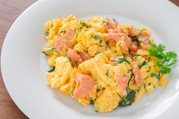 eggs-salmon | Breakfast Ideas for Bodybuilding