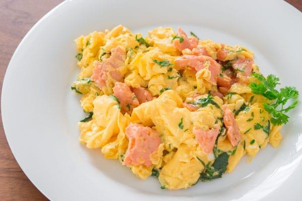 eggs-salmon | Breakfast Ideas for Bodybuilding