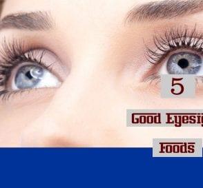 good eyesight foods