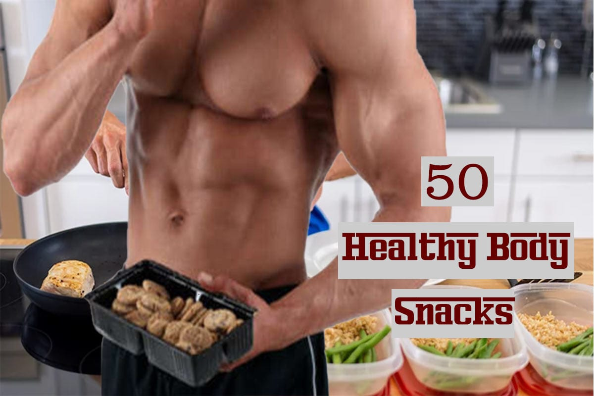 healthy bodybuilding snacks