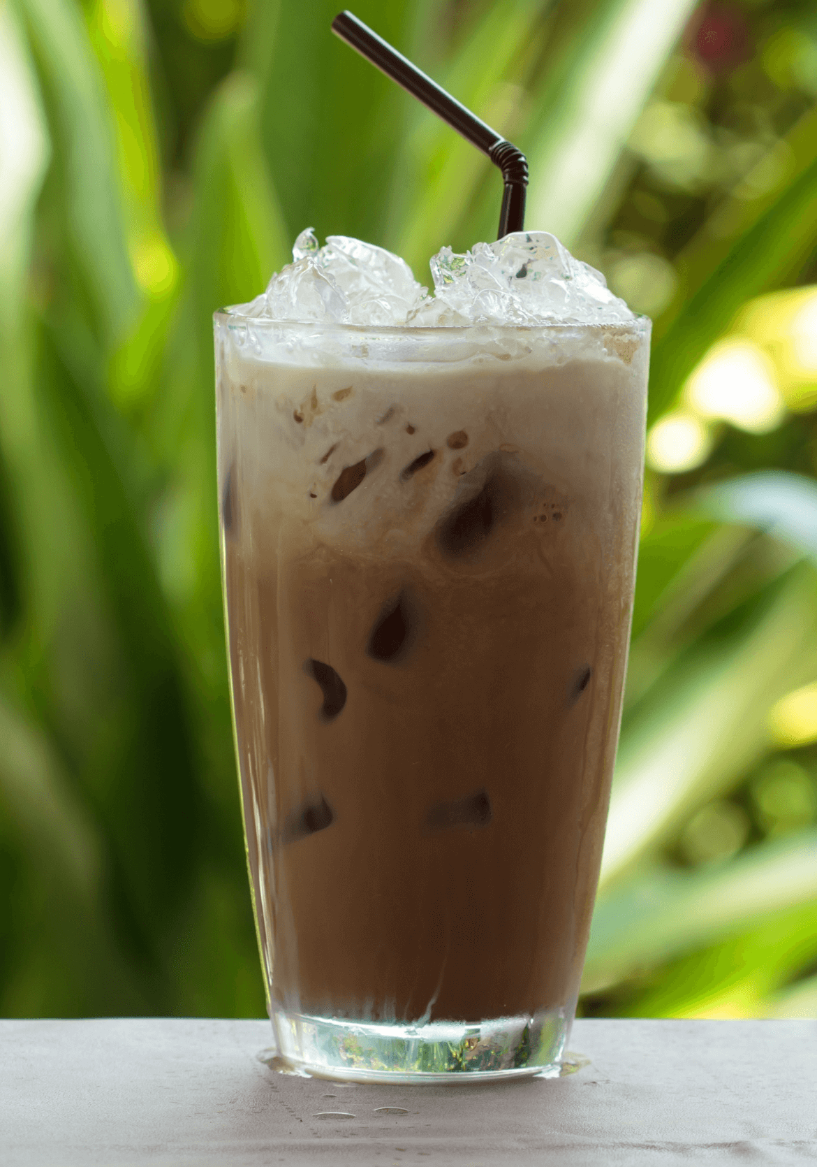 Iced Coffee Smoothie | Breakfast Ideas for Bodybuilding