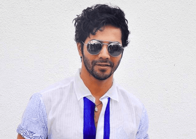 Ruffled messy hairstyles - Varun Dhawan Hairstyles