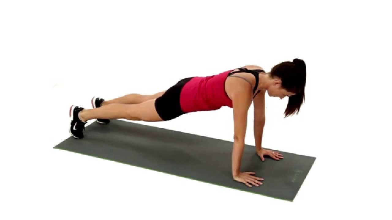 planks - Six pack abs workout