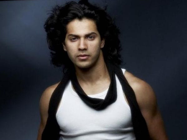 Long Hairs - Varun Dhawan hairstyles