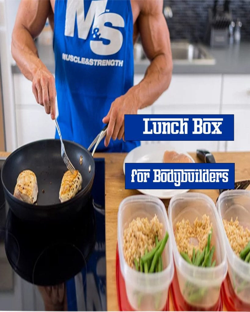 lunch box ideas for bodybuilders