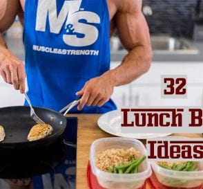 lunch box ideas bodybuilders