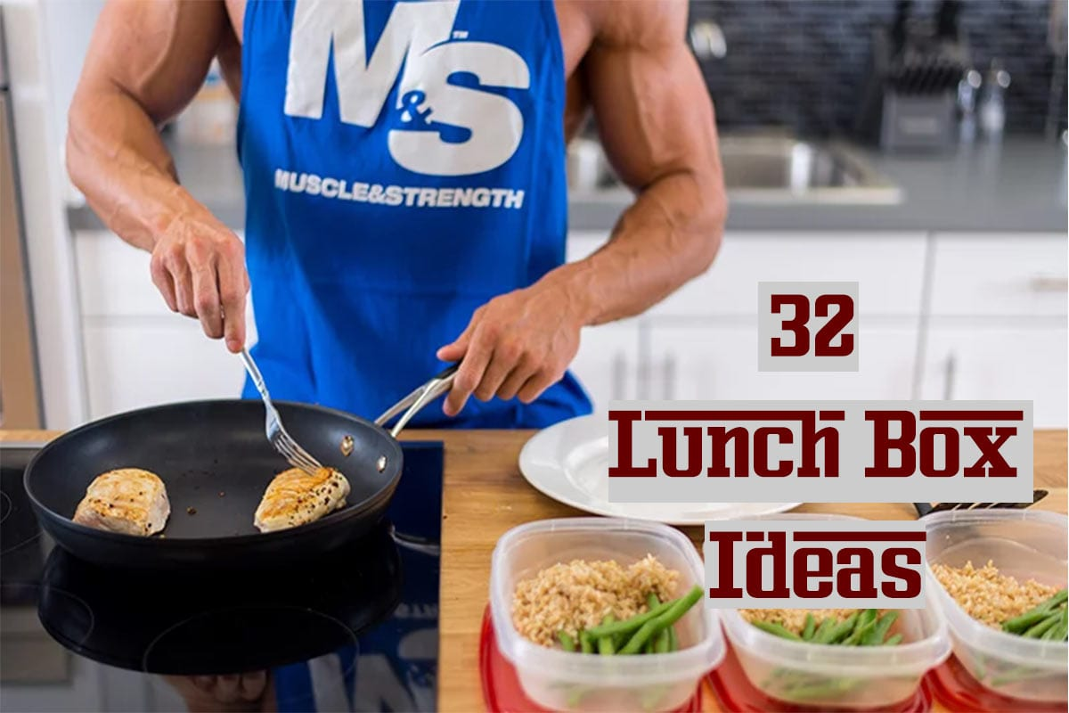 lunch box ideas bodybuilders