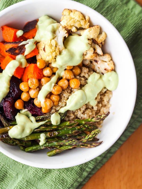 Vegan Quinoa bowl | Breakfast Ideas for Bodybuilding