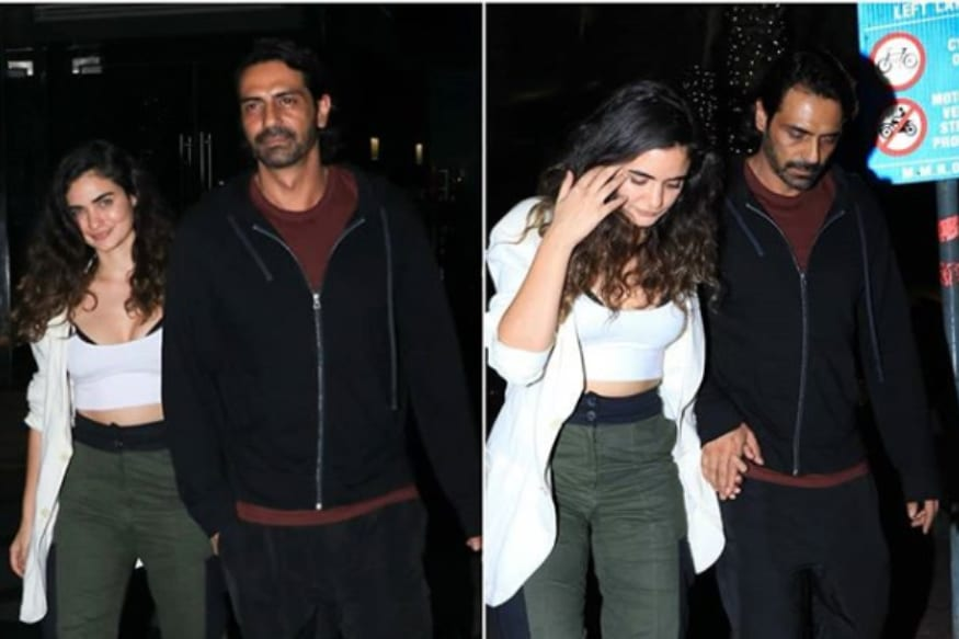 New Daddy in B'Town : Arjun Rampal